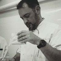 Frédéric Payan Chef à domicile société Provence Gourmande - 04660 Champtercier