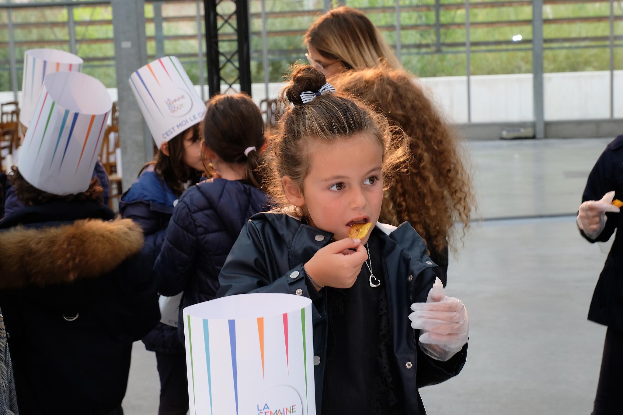 La Semaine Du Gout_Serre Pedagogique De La Cuisine Africaine Nathalie Brigaud Ngoum